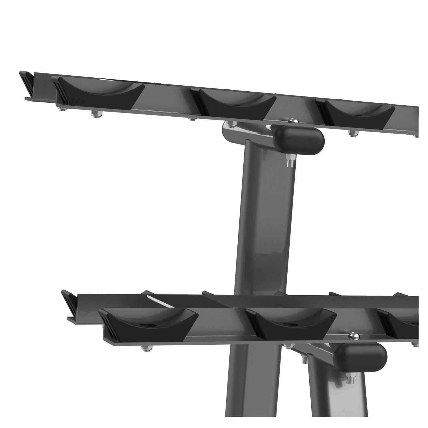 FW-1015 Dumbbell Rack-Double
