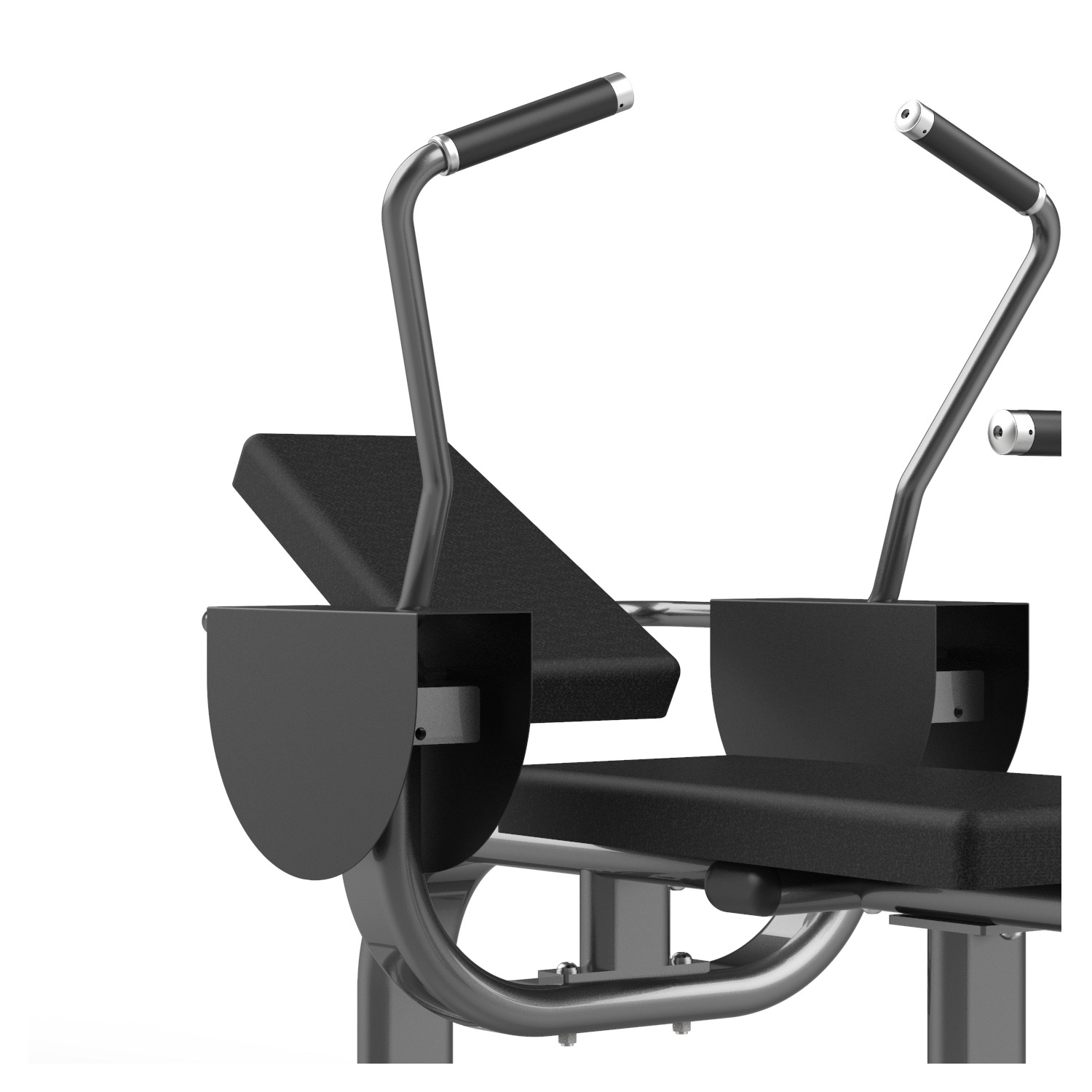 FW-1007 Assist Abdominal Bench
